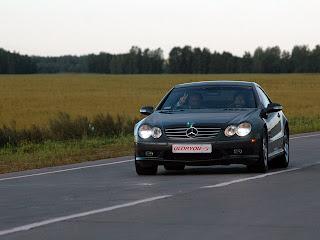 Mercedes AMG 55