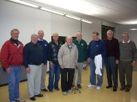 Warde Commemorates 50th Anniversary of Undefeated 1959 Crimson Eagles Football Team