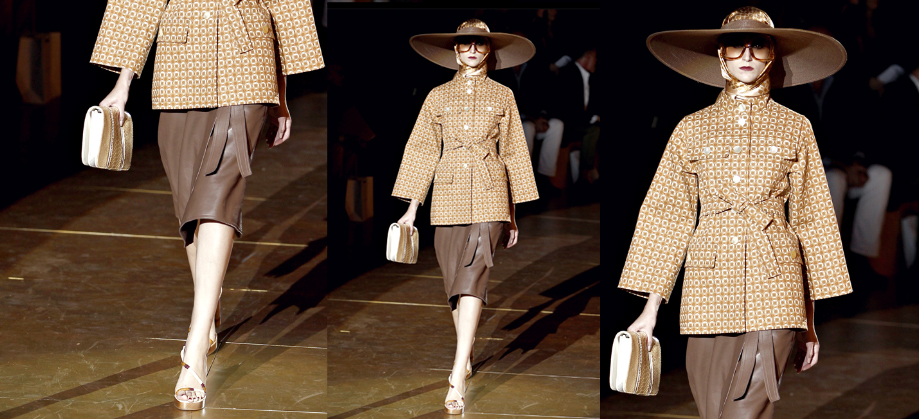 Marc Jacobs SS 2011 Second look