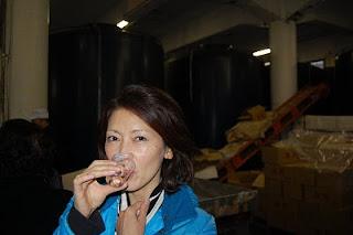 Fushimi sake town