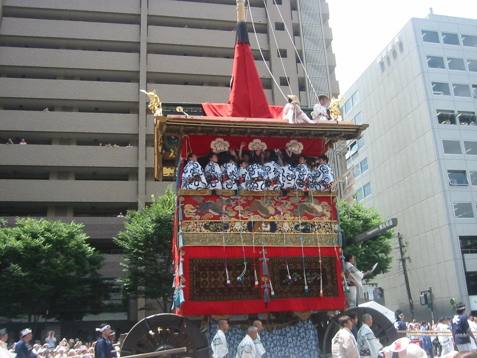 """Hoko"" Procession"