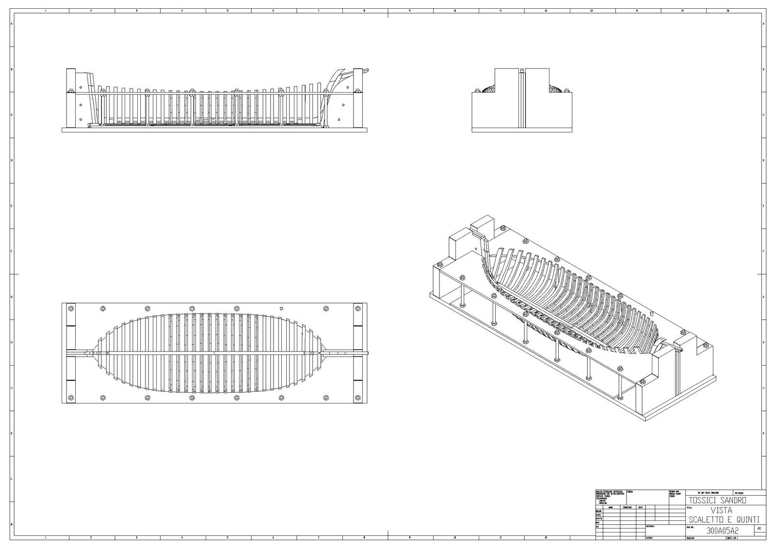 Modellismo for Piani di costruzione del costruttore