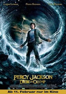 Percy Jackson & the Olympians: The Lightning Thief /เพอร์ซี่ แจ็คสัน กับสายฟ้าที่หายไป