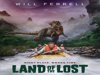 Land Of The Lost ข้ามมิติตะลุยแดนมหัศจรรย์