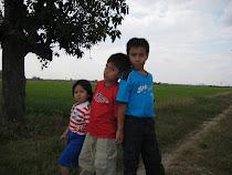 My kids..