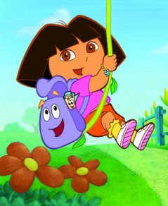 Dora the Explorer Interesting Cartoon Animation