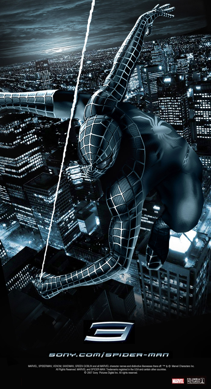Film zle r mcek adam 3 spider man 3 zle - Spiderman noir 3 ...