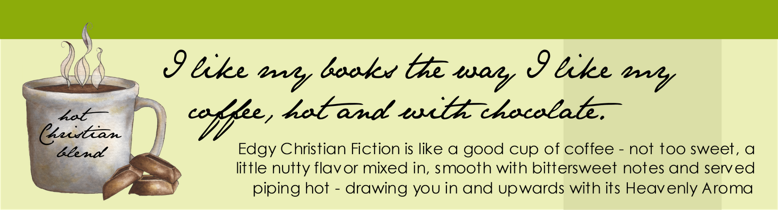 Hot Christian Books