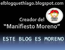 MANIFIESTO MORENO