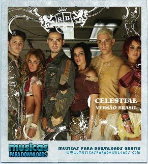 Capa RBD – Celestial: Versão Brasil | músicas