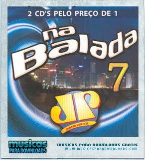 Capa Jovem Pan – Na Balada   Vol. 07 | músicas