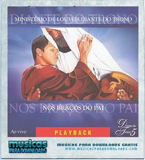 Capa Diante do Trono – Nos Braços do Pai | músicas