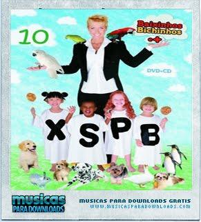 Capa Xuxa   So Para Baixinhos   Vol. 10 | músicas