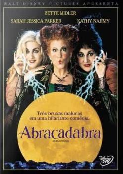 Filme Abracadabra   Dublado