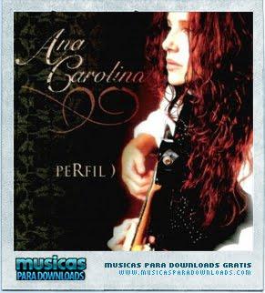 Capa Ana Carolina   Perfil | músicas