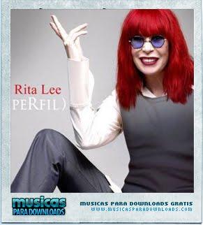Capa Rita Lee   Perfil | músicas