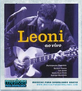 Capa Leoni   MTV Ao Vivo | músicas