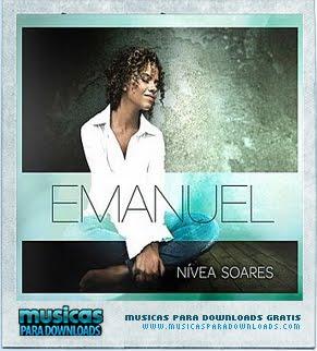 Capa Nívea Soares   Emanuel  | músicas