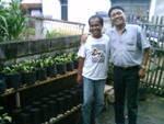 Contoh proyek pemanfaatan pekarangan