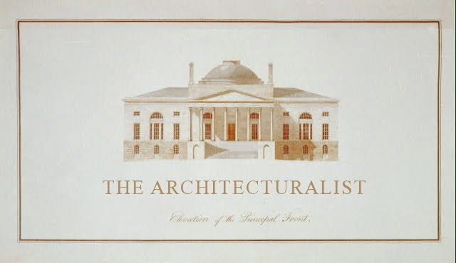 the architecturalist