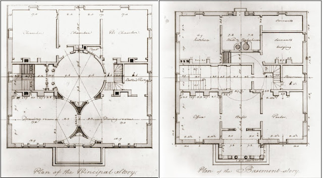Historically speaking palladian tendencies for Palladian house plans