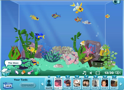 happy aquarium spiel