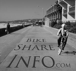 Bike Share Info