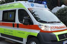 Ambulanza usata nel terremoto L'aquila