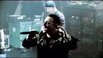 Foto del grupo U2