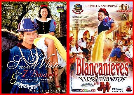 blanca nieves version xxx