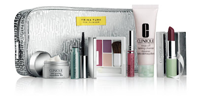 Score an 8-Piece Gift With Purchase from Clinique + Trina Turk