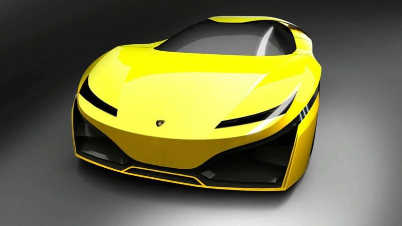 Lamborghini Madura Interior Lamborghini Madura Yellow