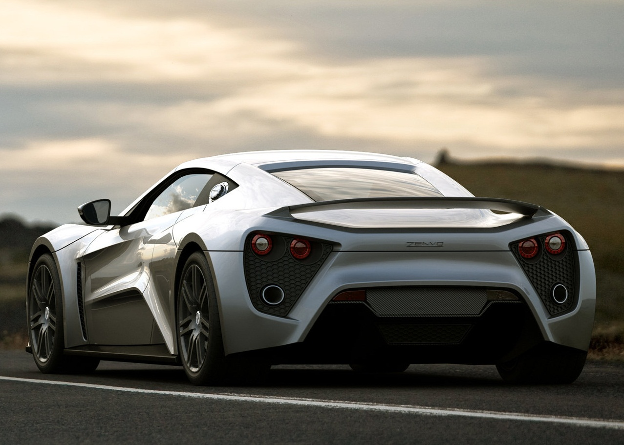 Road Star Car Zenvo St1 2010 Specs Review Pictures