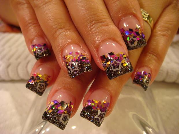 acrylic nail design - pccala