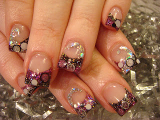 Christmas Nail Art Pictures - 25