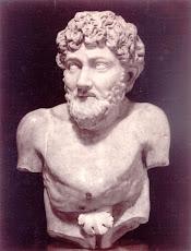 Esopo é um lendário moralista e fabulista grego do século 6 a.C.