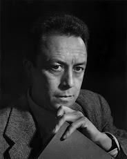 Albert Camus: escritor e filósofo nascido na Argélia.