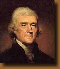 Thomas Jefferson: advogado,filósofo, político e um espírito elucidativo do Iluminismo.