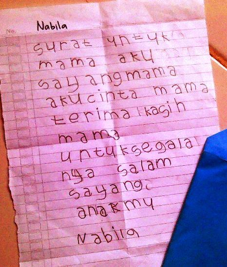 Misteri Perjalanan Hidup Surat Cinta Untuk Ibunda