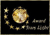 Starry Light Blog Award