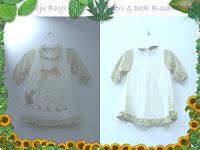 Baju bayi model Tangan Panjang