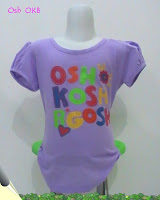 Atasan Oshkosh anak perempuan OKB, Putri Busana