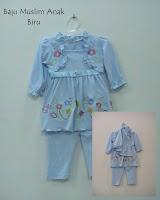 baju muslim bayi