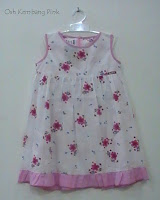 dress pesta oshkosh, putri busana