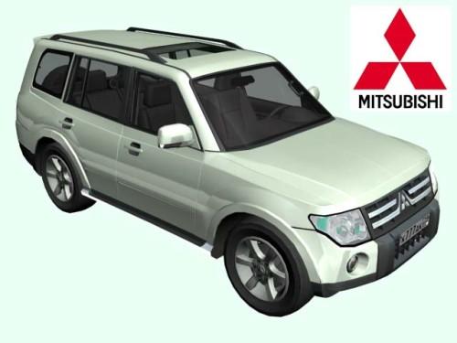 Mitsubishi Pajero IV 3D (�������� ������� 4 3�) - �������� ...