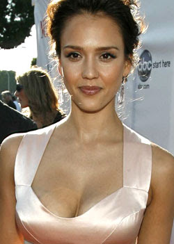 Jessica Alba never wanted to walk down the aisle