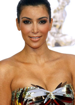 Reality star Kim Kardashian admits posing for Playboy