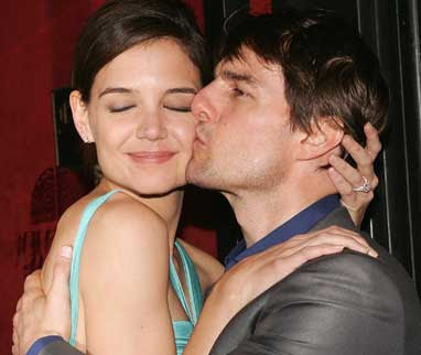 tom cruise body pics. katie holmes and tom cruise