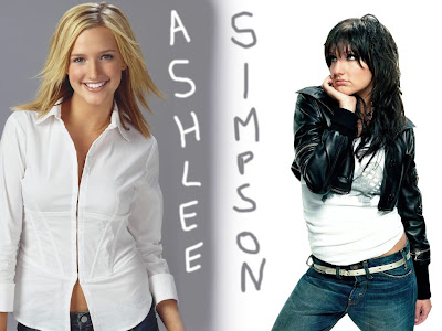Ashlee Simpson's breast milk tastes soury and weird