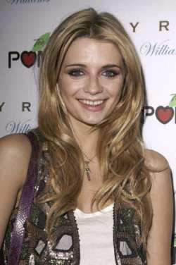 Mischa Barton in Love Cheat Claims